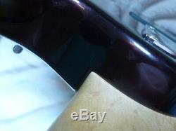 2001 Ernie Ball Music Man Pearl Redburst 6 String