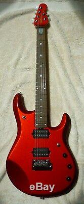 2007 Ernie Ball Music Man Radiance Red 6 String