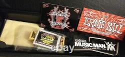 2014 ERNIE BALL MUSICMAN JP12 6 String John Petrucci Signature Electric Guitar