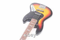 5 Strings Bass Guitar Standard Thru Body 3TS Color Fast Shipping With Gigbag