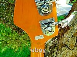 AWESOME SX Vintage Series 4 String PJ Bass Guitar AWESOME