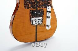 Anderson TL Electric Guitar Vintage Pearl Pickguard & Binding String Thru Body