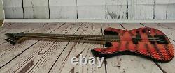 BC Rich Platinum Series 4-String Bass