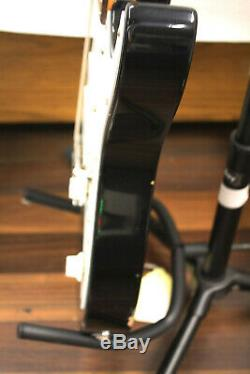 Charvel CX290 Electric Guitar, 6-String, Black & White, by Jackson, 1990s