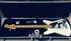 Custom 4 string Electra MPC Outlaw Style bass guitar