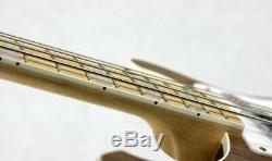 Custom 4001 RARE TRANSLUCENT WALNUT vintage 4000 4003 4 String Electric Bass Gui