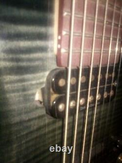 Customized Agile 7 String Guitar