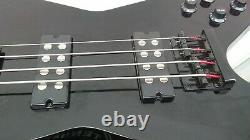 DEAN ML Metalman 2A 4-string BASS guitar with Active Electronics MLM2A + Gigbag
