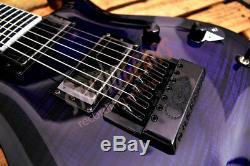 ESP LTD Brian Head Welch SH-7ET FM Signature 7-String Electric Guitar See Thr