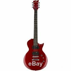 ESP LTD EC-10 Solid-Body 6-String Electric Guitar with Gig Bag, RED +Free Shipping