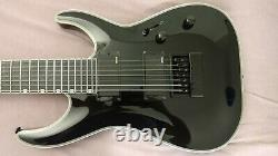 ESP LTD MH-1007 Evertune Electric Guitar, 7-String Slightly Used
