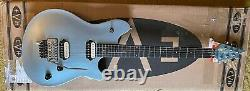 EVH Wolfgang 6 String 22 Fret Electric Guitar Ice Blue Gloss