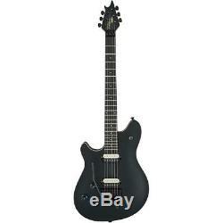 EVH Wolfgang Special 6-String Left Handed Guitar, Stealth #5107711568