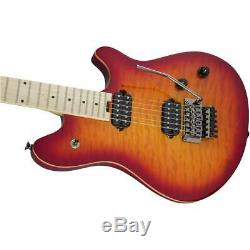 EVH Wolfgang Standard 6-String Electric Guitar, Cherry Sunburst #5107001514