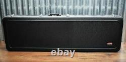 Ernie Ball Music Man 2003 Bongo HH 4 String Bass Lava Pearl & Case #F08386 Used