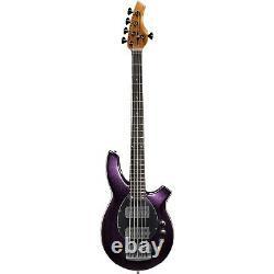 Ernie Ball Music Man Bongo 5 HH Roasted Maple Neck 5 String Electric Bass Barolo