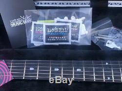 Ernie Ball Music Man John Petrucci Majesty 2019 Blue Honu 6 String Guitar