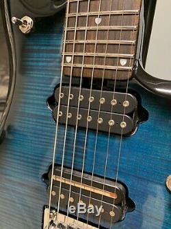 Ernie Ball Musicman Petrucci Jp7 7 String 2014 Guitar BFR