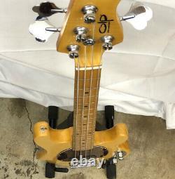 Ernie Ball OLP MM2 Music Man Stingray copy 4-String Bass Guitar