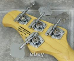 Ernie Ball OLP Music Man Stingray Copy 4-String Bass Guitar