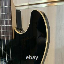 FENDER Aerodyne Jazz Bass Guitar 4-String Rosewood Fretboard Black
