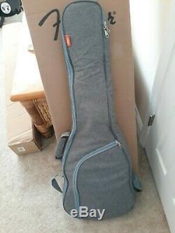 Fender Avril Lavigne Signature Telecaster Black 6 String Electric Guitar MINT