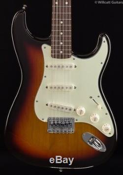 Fender FSR MIJ Traditional Stratocaster XII 3-Tone Sunburst 12 String (065)