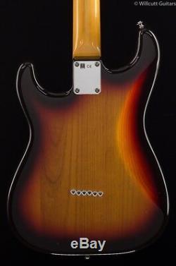 Fender FSR MIJ Traditional Stratocaster XII 3-Tone Sunburst 12 String (078)
