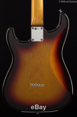 Fender FSR MIJ Traditional Stratocaster XII 3-Tone Sunburst 12 String (096)