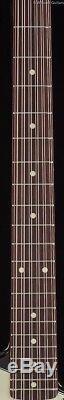 Fender FSR MIJ Traditional Stratocaster XII 3-Tone Sunburst 12 String (138)