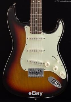 Fender FSR MIJ Traditional Stratocaster XII 3-Tone Sunburst 12 String (999)