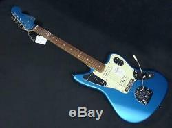 Fender Japan Traditional 60s Jaguar 6 String 2020 Collection Lake Placid Blue