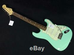 Fender Japan Traditional 60s Stratocaster Surf Green Original Guitar 6 String