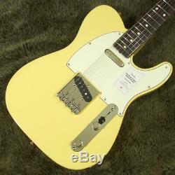 Fender Japan Traditional 60s Telecaster SS Vintage White New Gitar MIJ 6 String