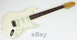 Fender Traditional Stratocaster XII 12-String Olympic White Japan #ISS3327
