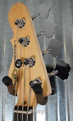 G&L Tribute L-2000 4 String Left Hand Natural Bass L2000 #9809 Used