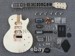 Guitar kit 6 strings DIY Electric Guitar Kit / Guitar (PLP-059)