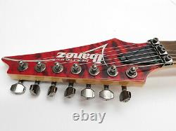 IBANEZ PREMIUM RG927QM 7 String Electric Guitar RH With Hard Case