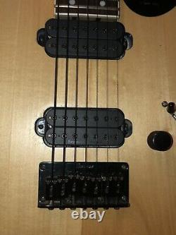 IBANEZ RG7321 7 String Guitar Duncans