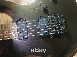 IBANEZ RG7420 7 String Electric Guitar Japan. DiMarzio Pickups Good Condition