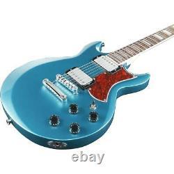 Ibanez AX Standard 6-String Electric Guitar, Metallic Light Blue #AX120MLB