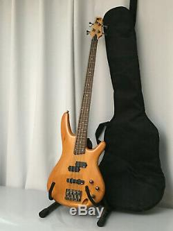 Ibanez Bass 4 String SR400QM, Maple, Basswood Right-Handed Purchased NEW'02