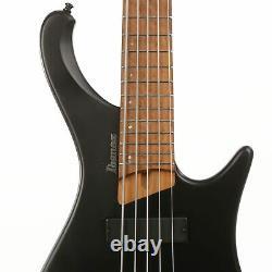 Ibanez EHB Ergonomic Headless Bass 5-String Black Flat