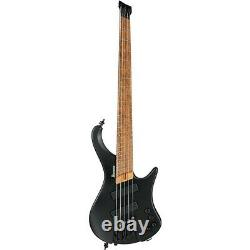 Ibanez EHB1005MS 5-String Multi-Scale Ergonomic Headless Bass Flat Black