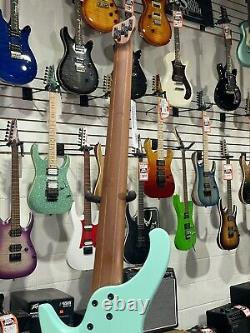 Ibanez EHB1005MS Seafoam Headless Multiscale 5-String with Gig Bag + Free Ship 490