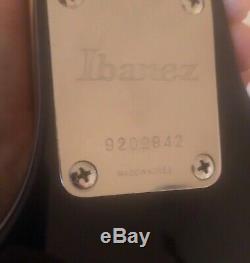 Ibanez EX Series 6 String Electric Guitar Blue