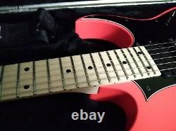Ibanez Genesis Collection RG550 2018 Road Flare Red 6 String Electric Guitar MIJ