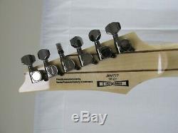 Ibanez JEM77P Steve Vai Blue Floral Pattern Electric Guitar 6 String RH With Case