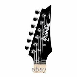 Ibanez Mikro 6-String Solid-Body Electric Guitar (Right-Hand, Candy Apple)