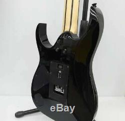 Ibanez Prestige RG2527ZA 7-Strings Electric Guitar Black DiMarzio PU withHC